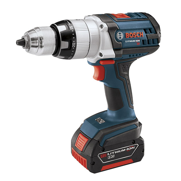 Bosch Brute Tough Hammer Drill/Driver at werd.com