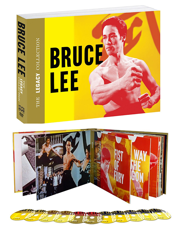 Bruce Lee Legacy Collection at werd.com
