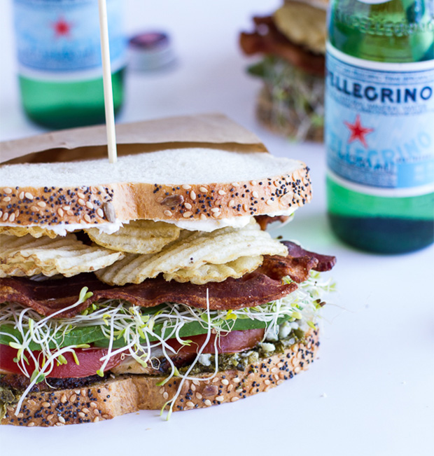 The Ultimate California Chicken and Avocado Sandwich with Bacon at werd.com