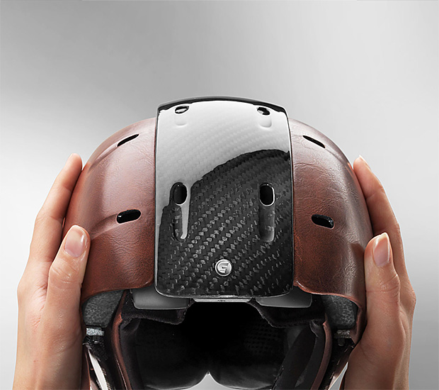 Carrera Foldable Snow Helmet at werd.com