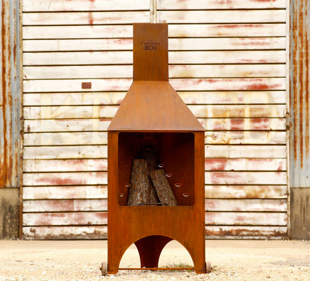 Chimney Box at werd.com