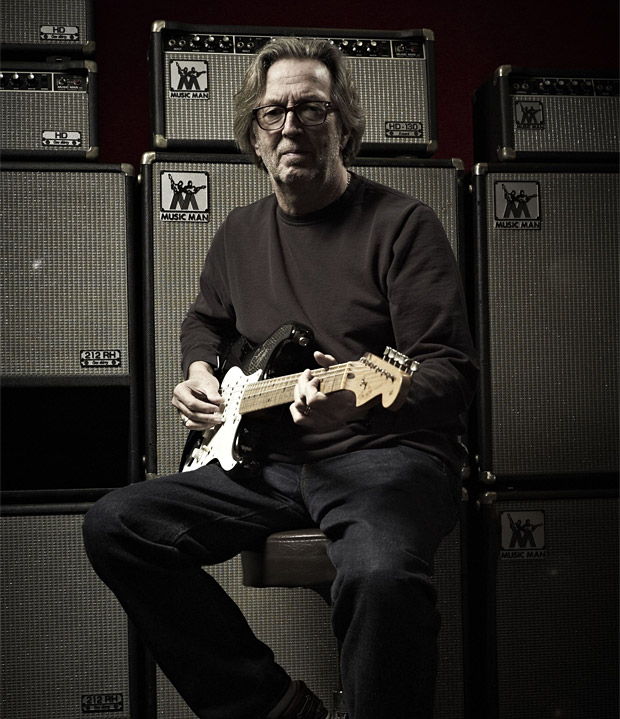 Eric Clapton Guitar Auction at werd.com