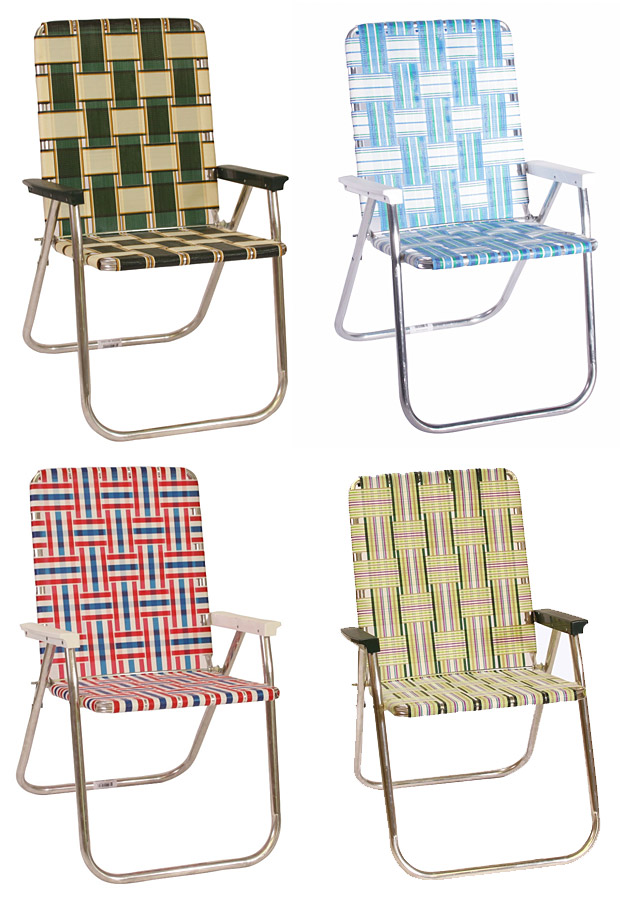 Classic American Lawn Chairs at werd.com