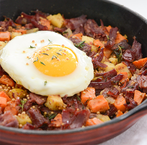 Corned Beef Hash at werd.com