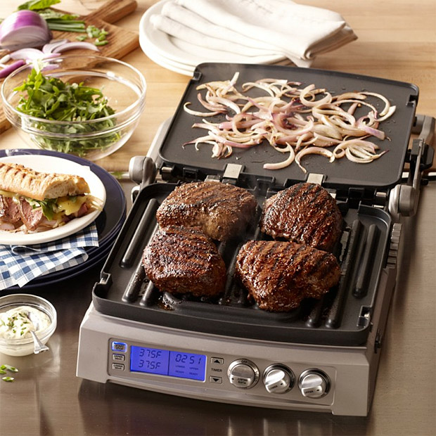 Cuisinart Elite Griddler at werd.com