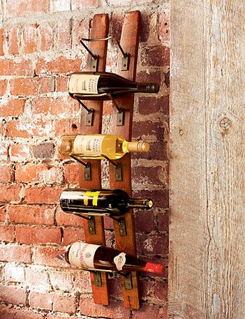 Double Stave Wine Rack at werd.com