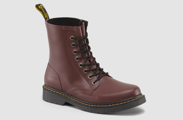 Dr Martens Drench Wellington Boot at werd.com