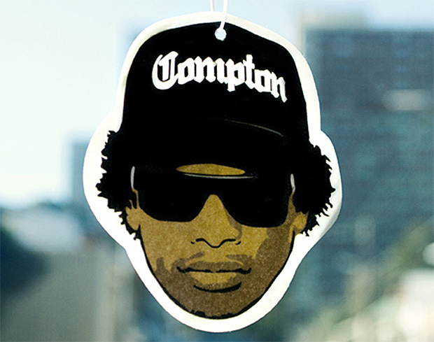 Eazy-E Air Freshener at werd.com