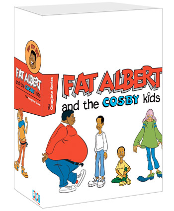 Fat Albert And The Cosby Kids: The Complete Series at werd.com