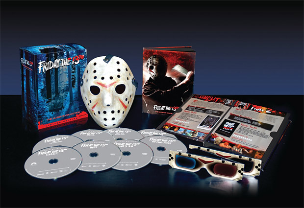 Friday the 13th: The Ultimate Collection at werd.com