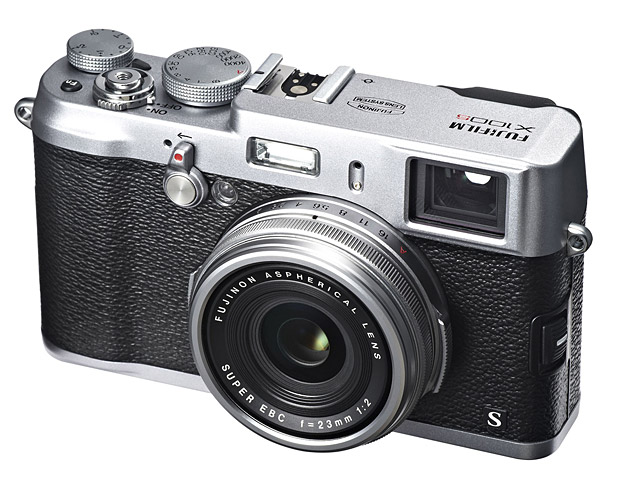 Fujifilm X100s at werd.com