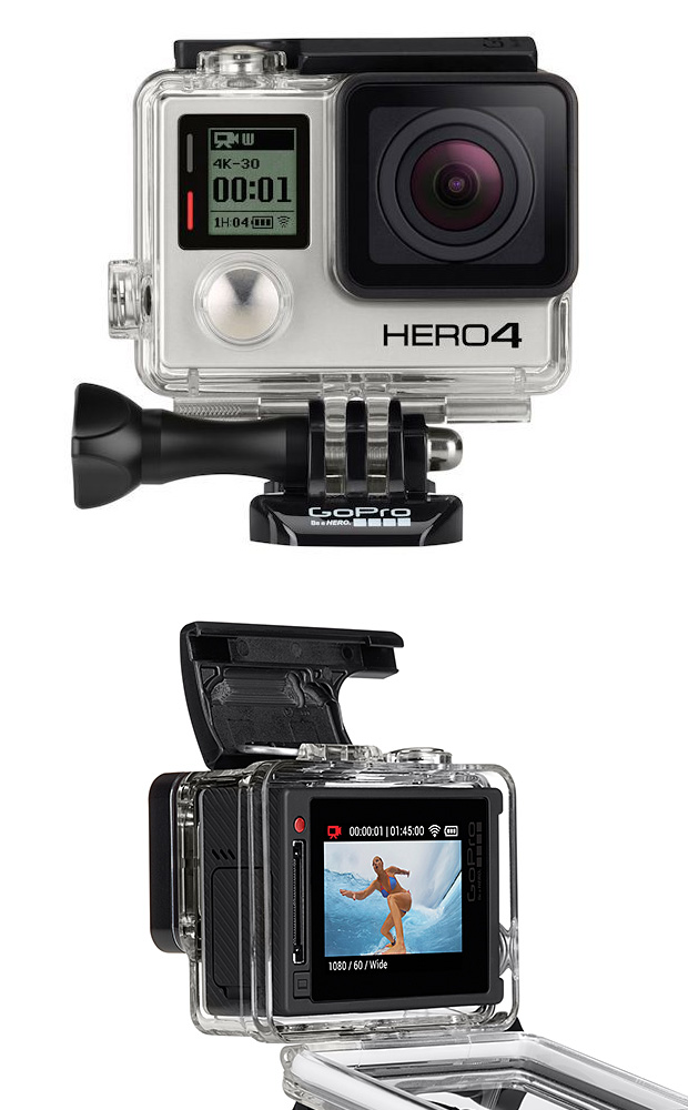 GoPro Hero4 at werd.com