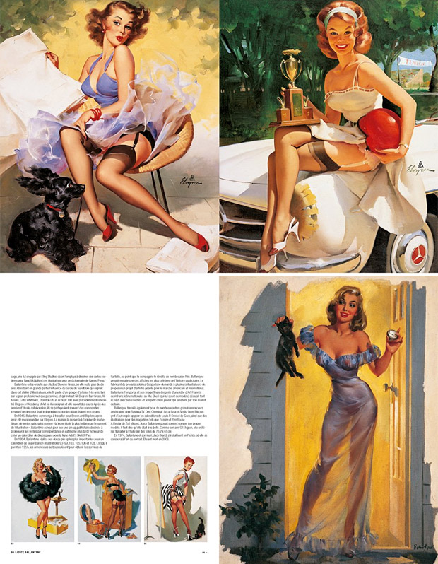 The Great American Pin-Up by Taschen at werd.com