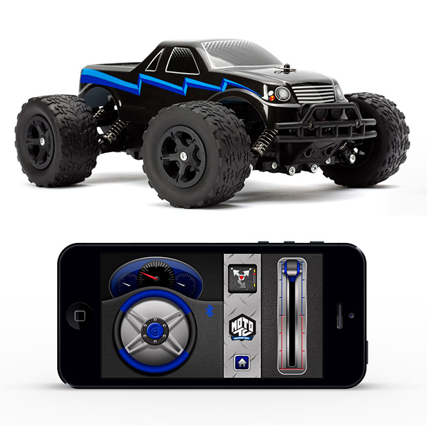 MOTO TC Touch-Controlled Monster Truck at werd.com