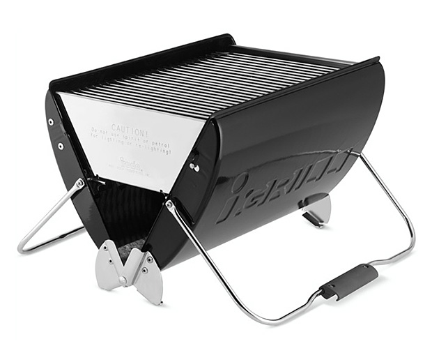 I-Grill Portable Charcoal Grill at werd.com