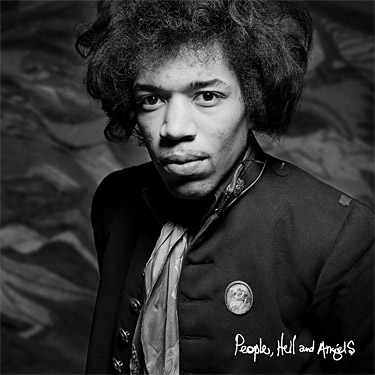 Jimi Hendrix: People, Hell & Angels at werd.com