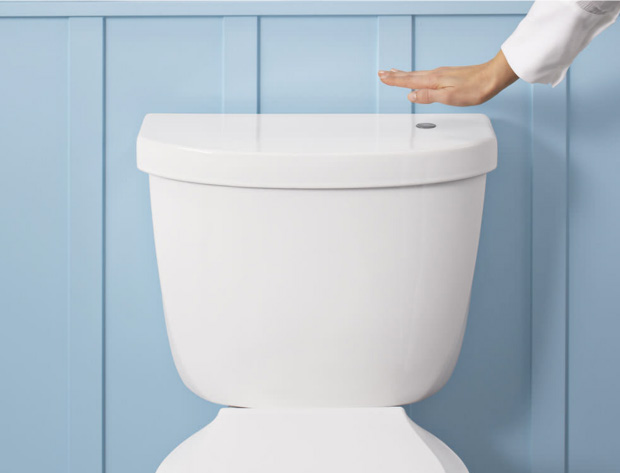 Kohler Touchless Toilet Kit at werd.com