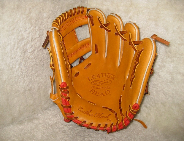 Leather Head Baseball Gloves at werd.com