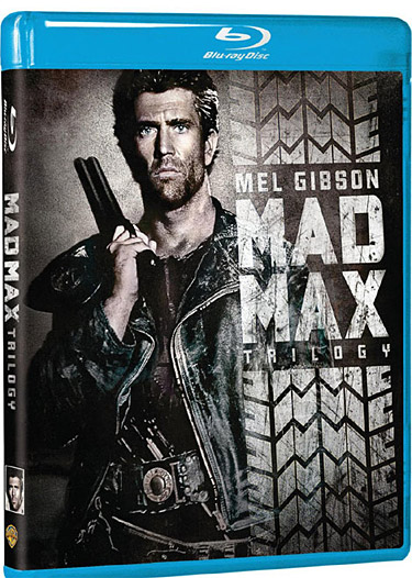 Mad Max Trilogy Blu-ray at werd.com