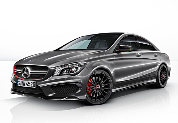 Mercedes-Benz CLA 45 AMG Edition 1 at werd.com