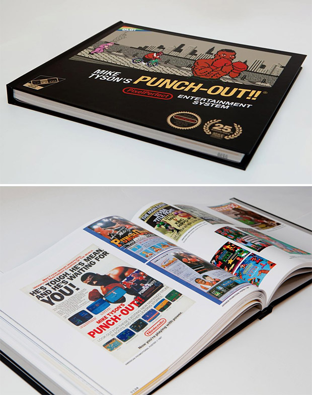 Mike Tyson's Punch-Out Encyclopedia at werd.com
