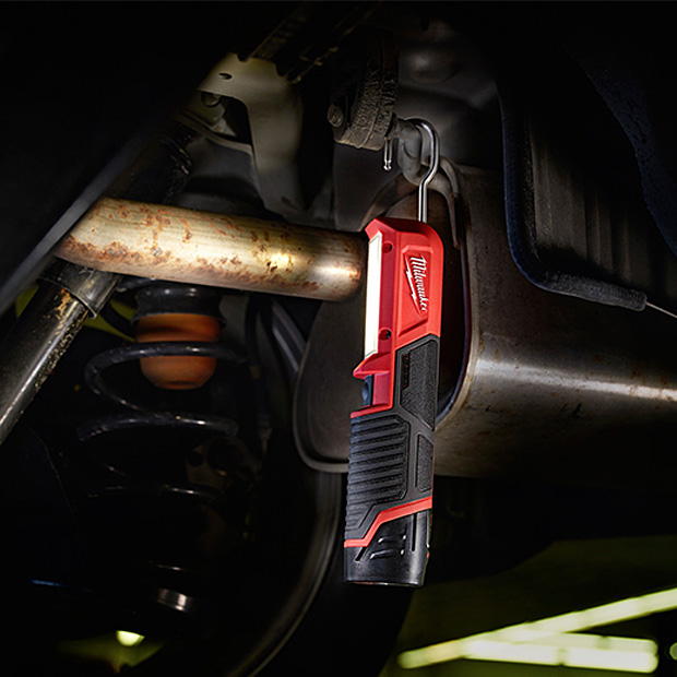 Milwaukee M12 LED Stick Light at werd.com