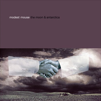 The Moon & Antarctica (2 LP 10th Anniversary Edition) by Modest Mouse at werd.com