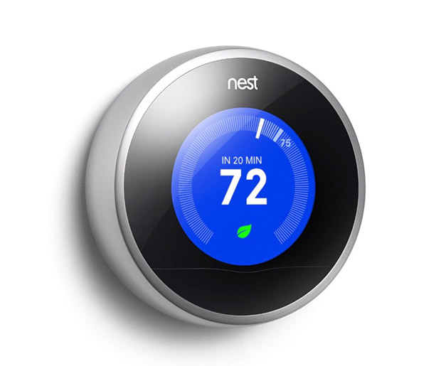 Nest Learning Thermostat: 2nd Generation at werd.com