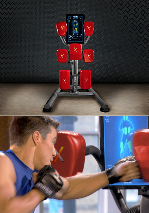 Nexersys Fight Training Machine at werd.com