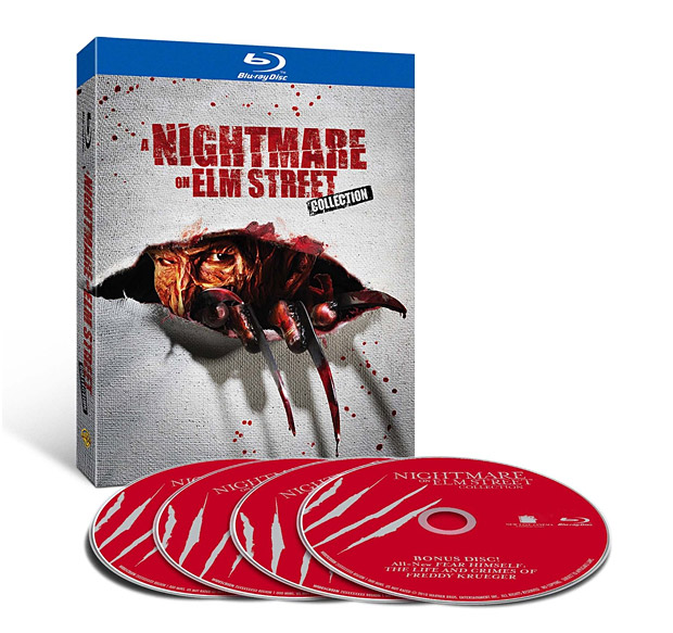 A Nightmare on Elm Street Collection Blu-ray at werd.com
