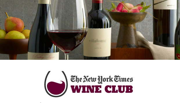 New York Times Wine Club at werd.com
