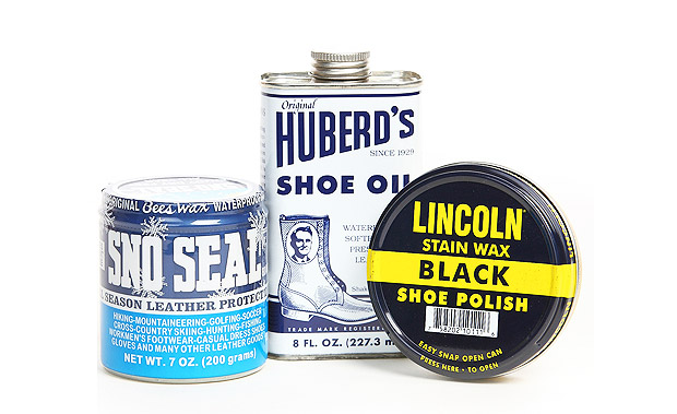 Old Timey Shoe Care Kit at werd.com