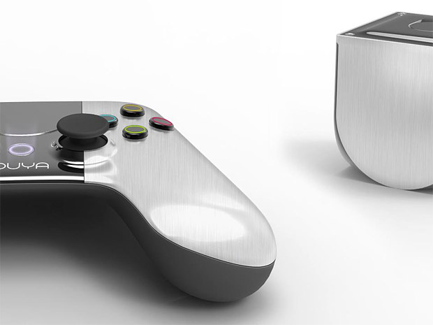 Ouya Video Game Console at werd.com