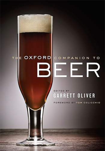 The Oxford Companion to Beer at werd.com
