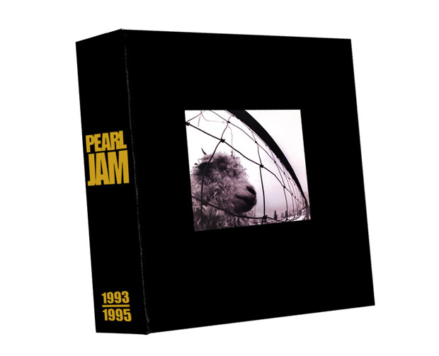 Pearl Jam Vs. & Vitalogy Deluxe Edition at werd.com