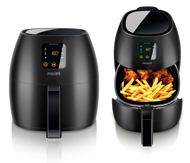 Philips Avance Airfryer XL at werd.com