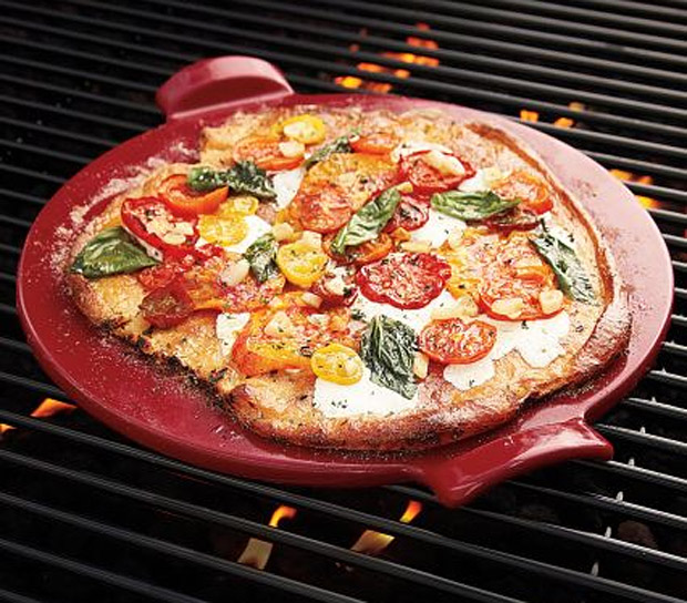 Emile Henry Pizza Stone at werd.com