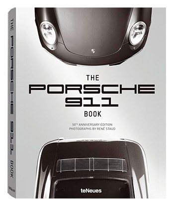 The Porsche 911 Book 50th Anniversary Edition at werd.com