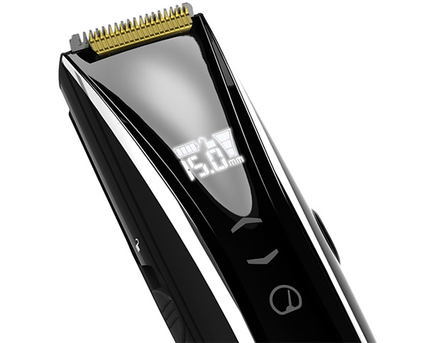 Remington Touch Control Beard and Stubble Trimmer at werd.com