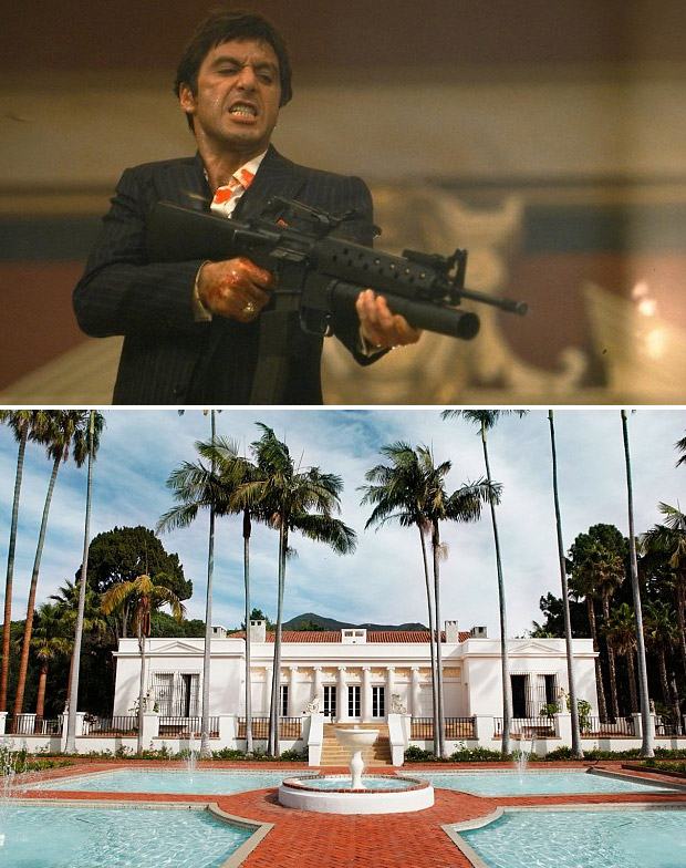 Rent Tony Montana's Home in Scarface at werd.com