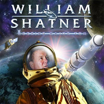 Seeking Major Tom by William Shatner at werd.com