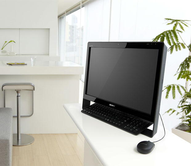 Sony Vaio J Series All-in-One Desktop at werd.com