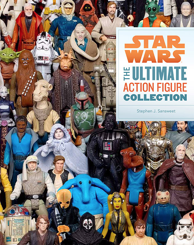 Star Wars: The Ultimate Action Figure Collection at werd.com