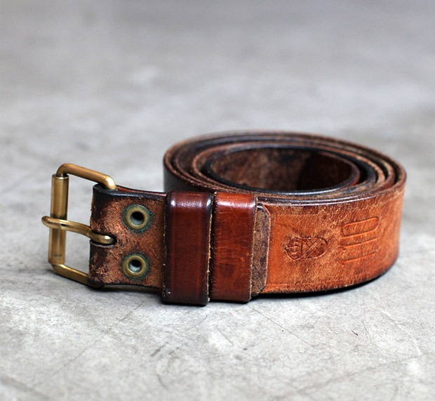 Swedish Army Belt at werd.com