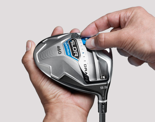 TaylorMade SLDR at werd.com