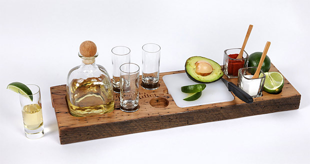 Tequila Buffett at werd.com
