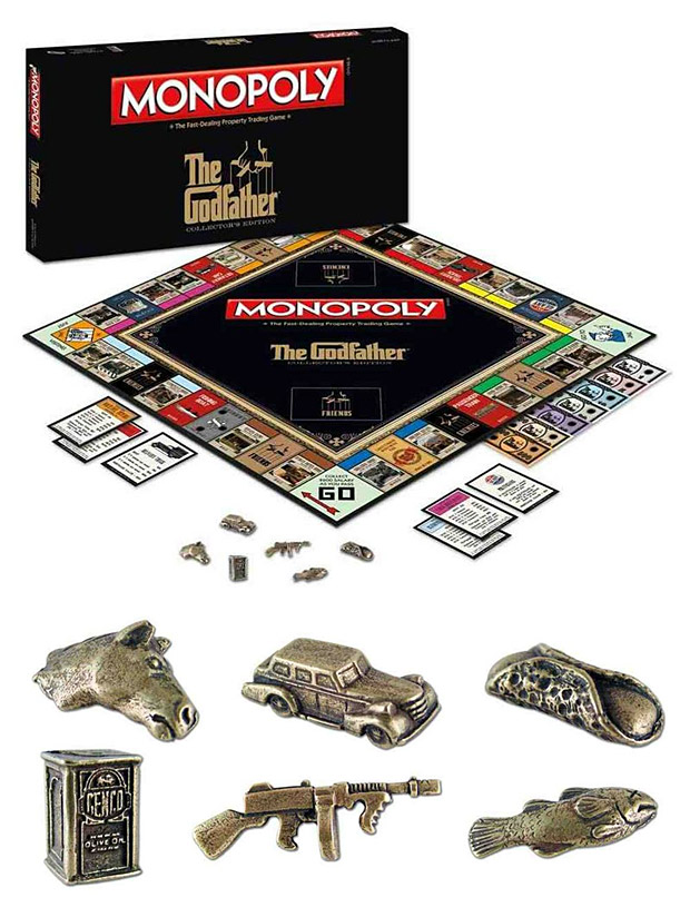 The Godfather Monopoly at werd.com