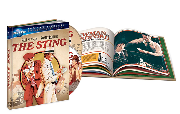The Sting Collector's Series Blu-ray at werd.com