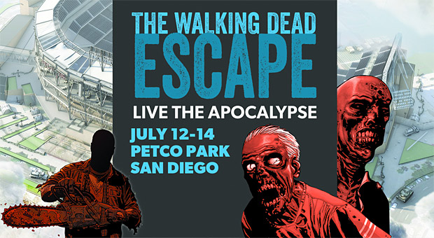 The Walking Dead Escape at werd.com