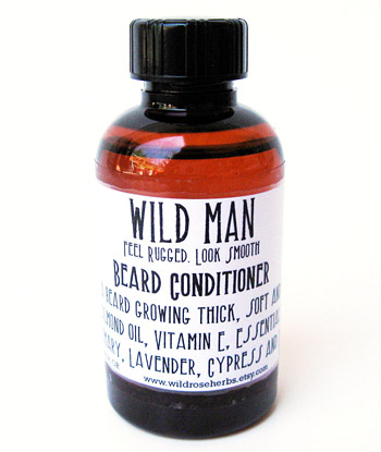 Wild Man Beard Conditioner at werd.com